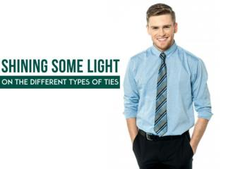 Keeping Our Ties In Place: Three Tie Accessories We Might Li