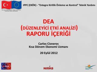 Bu proje Avrupa Birliği ile Türkiye Cumhuriyeti  Tarafından finanse edilmektedir .