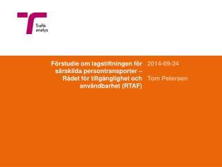 2014-09-24 Tom Petersen
