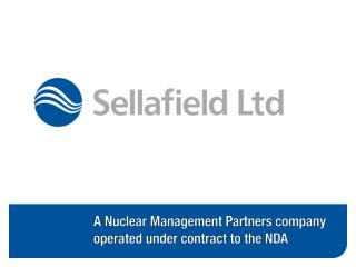 The Sellafield Excellence Journey