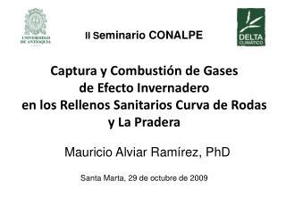 Mauricio Alviar Ramírez, PhD
