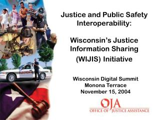 Wisconsin Digital Summit Monona Terrace November 15, 2004