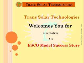 Trans Solar Technologies