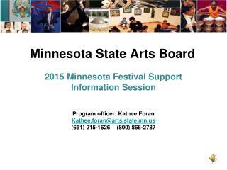 Minnesota State Arts Board