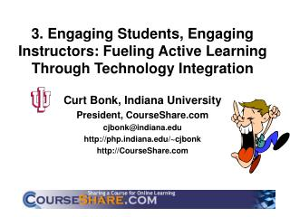 3. Engaging Students, Engaging Instructors: Fueling Active Learning Through Technology Integration