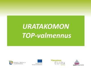 URATAKOMON  TOP-valmennus