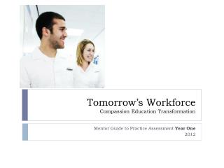 Tomorrow's Workforce Compassion Education Transformation