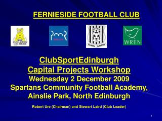 FERNIESIDE FOOTBALL CLUB