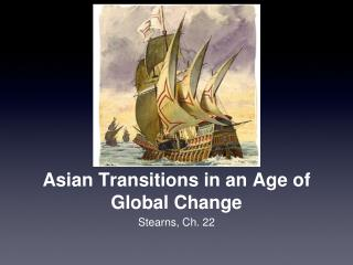 Asian Transitions in an Age of Global Change