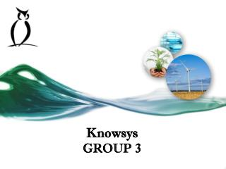Knowsys GROUP 3