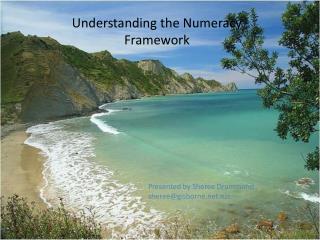 Understanding the Numeracy Framework