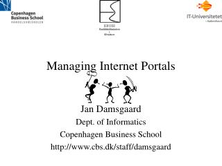 Managing Internet Portals