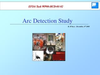 Arc Detection Study