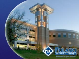 Pulaski Technical College Overview  Largest two-year college in Arkansas