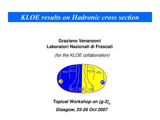 Graziano Venanzoni Laboratori Nazionali di Frascati