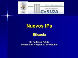 Nuevos IPs