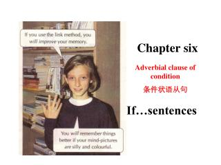 If…sentences