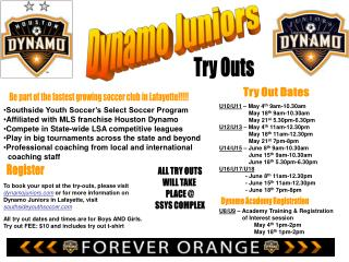 Dynamo Juniors