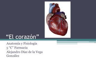 """""""El corazón"""""""