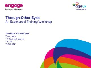 Through Other Eyes An Experiential Training Workshop