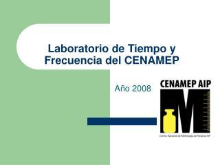 Laboratorio de Tiempo y Frecuencia del CENAMEP