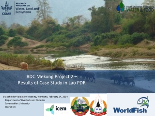 Water Management Needs in the Nile River Basin