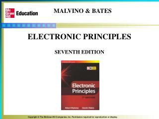 MALVINO & BATES