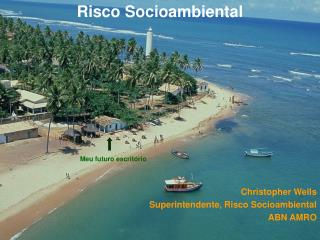Risco Socioambiental Christopher Wells Superintendente, Risco Socioambiental 			ABN AMRO