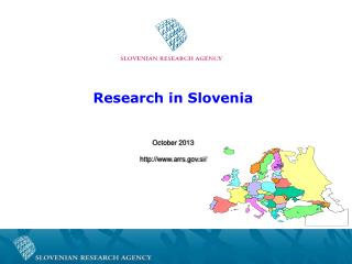 Research in Slovenia October 2013 arrs.si/