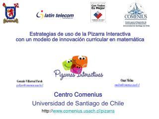 Estrategias de uso de la Pizarra Interactiva  con un modelo de innovación curricular en matemática