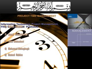 Information Technology Project Management, Fifth Edition -   2008Published