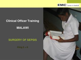 Clinical Officer Training MALAWI