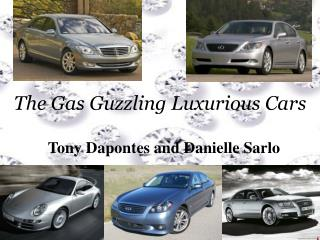 The Gas Guzzling Luxurious Cars