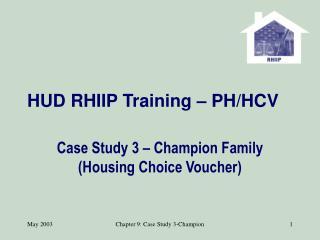 RHIIP Training