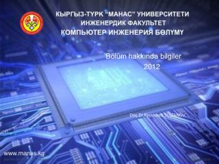 Bölüm hakkında bilgiler 2012