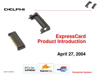 ExpressCard  Product Introduction