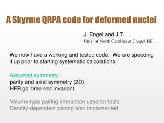 A Skyrme QRPA code for deformed nuclei