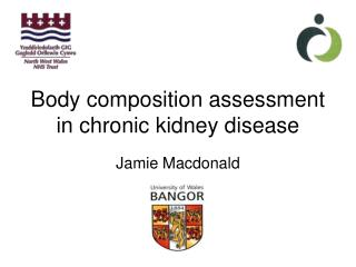 Body composition assessment in chronic kidney disease