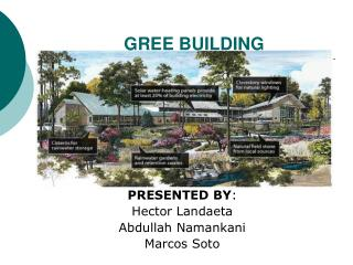 GREE BUILDING