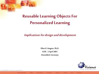 Reusable Learning Objects For Personalized Learning Implications for design and development