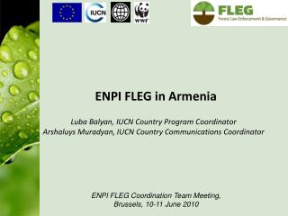 ENPI FLEG in Armenia