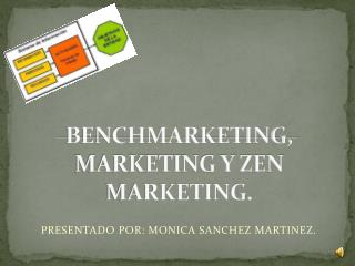 BENCHMARKETING, MARKETING Y ZEN MARKETING.