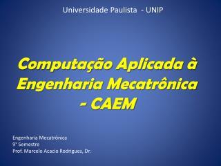 Universidade Paulista  - UNIP