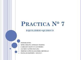Practica N° 7