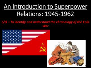 An Introduction to Superpower Relations: 1945-1962