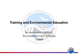 Training and Environmental Education