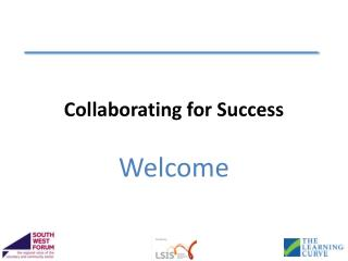 Collaborating for Success