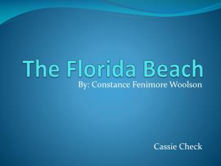 The Florida Beach
