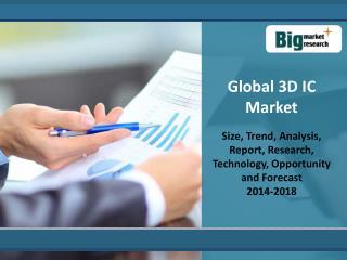 Global 3D IC Market  2014- 2018