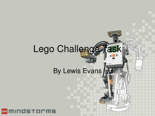 Lego Challenge Task
